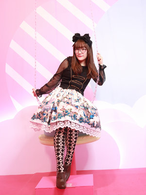Aricy Mist 艾莉鵝's 「Lolita」themed photo (2019/02/28)
