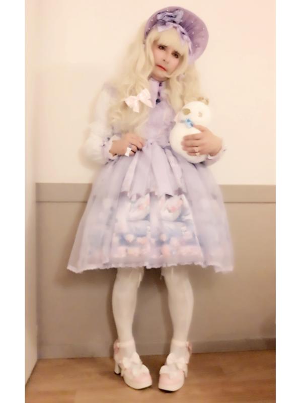 Anaïsse's 「Lolita」themed photo (2019/03/01)