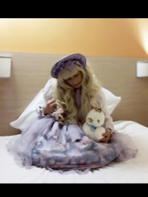 Anaïsse's 「Lolita」themed photo (2019/03/01)