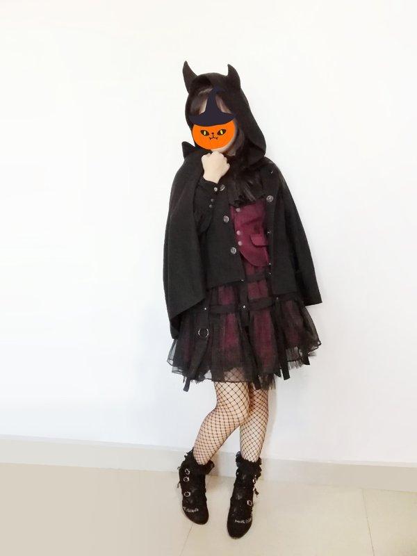 四月一日の「Lolita」をテーマにしたコーディネート(2019/03/01)
