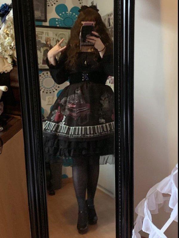 是Anna Maria以「Lolita」为主题投稿的照片(2019/03/03)