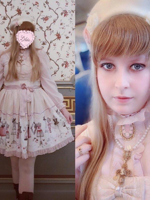 Anna Mariaの「Lolita」をテーマにしたコーディネート(2019/03/03)