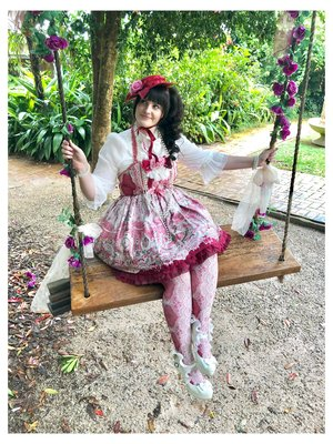 Redlillium's 「Angelic pretty」themed photo (2019/03/04)