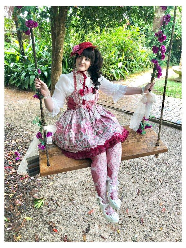 是Redlillium以「Angelic pretty」为主题投稿的照片(2019/03/04)