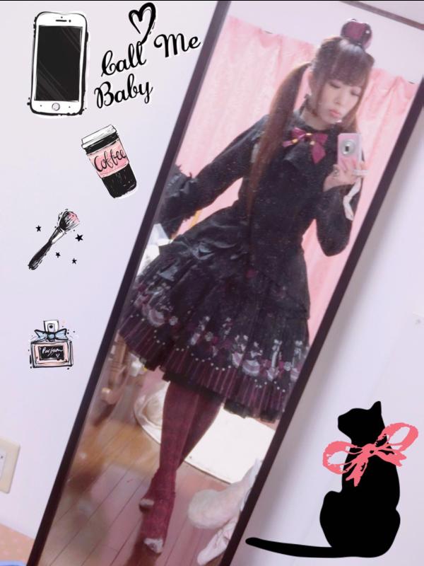 是さぶれーぬ以「Gothic Lolita」为主题投稿的照片(2019/03/04)