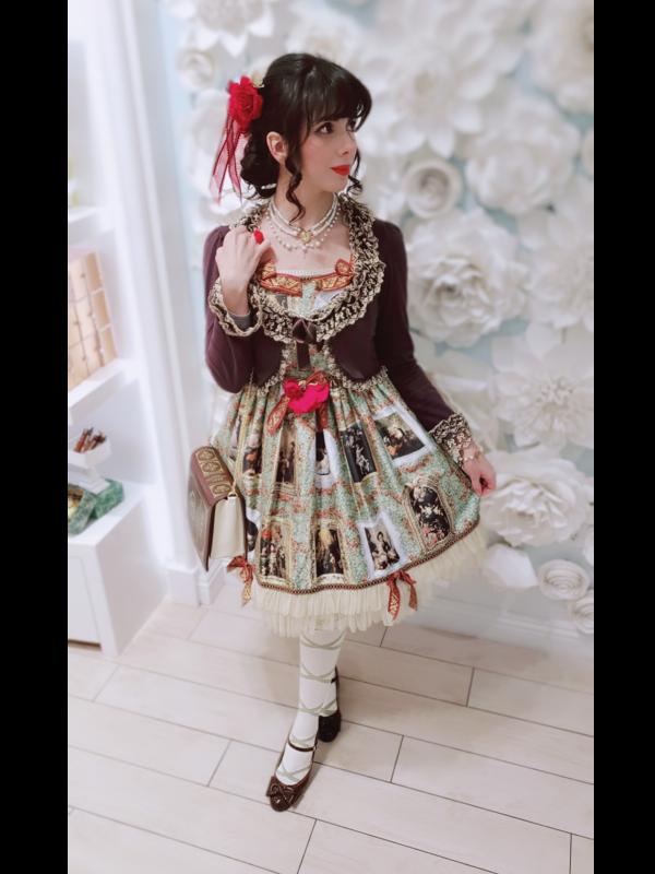 Eugenia Salinasの「Lolita」をテーマにしたコーディネート(2019/03/04)