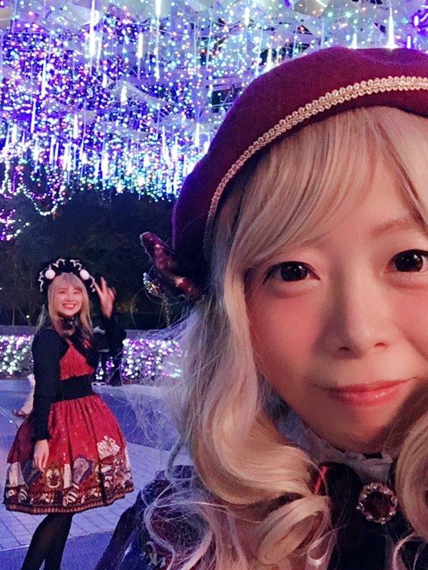 染井染の「Lolita」をテーマにしたコーディネート(2019/03/05)