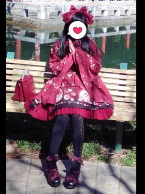 是沉迷于红茶和啵酱的风璃以「Lolita」为主题投稿的照片(2019/03/09)