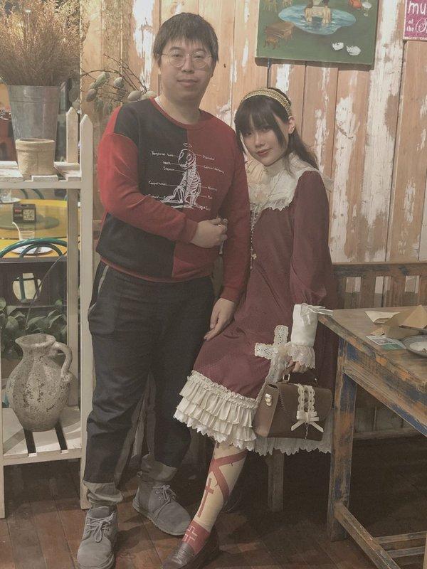 司马小忽悠の「Lolita」をテーマにしたコーディネート(2019/03/10)