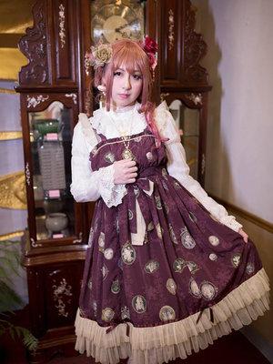 兔小璐の「Lolita」をテーマにしたコーディネート(2019/03/11)