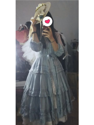 是沉迷于红茶和啵酱的风璃以「Lolita」为主题投稿的照片(2019/03/12)