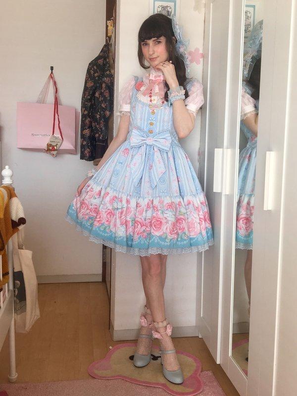 mintkismet's 「Angelic pretty」themed photo (2017/05/21)