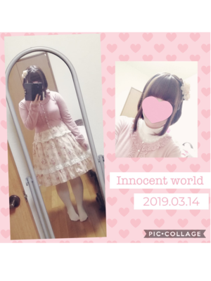 yuki's 「Lolita」themed photo (2019/03/15)
