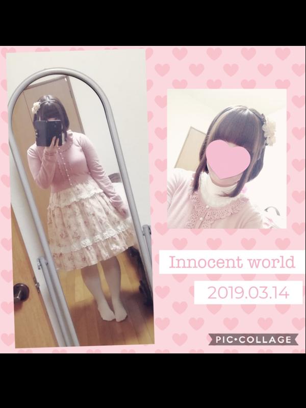 yuki's 「Lolita」themed photo (2019/03/15)