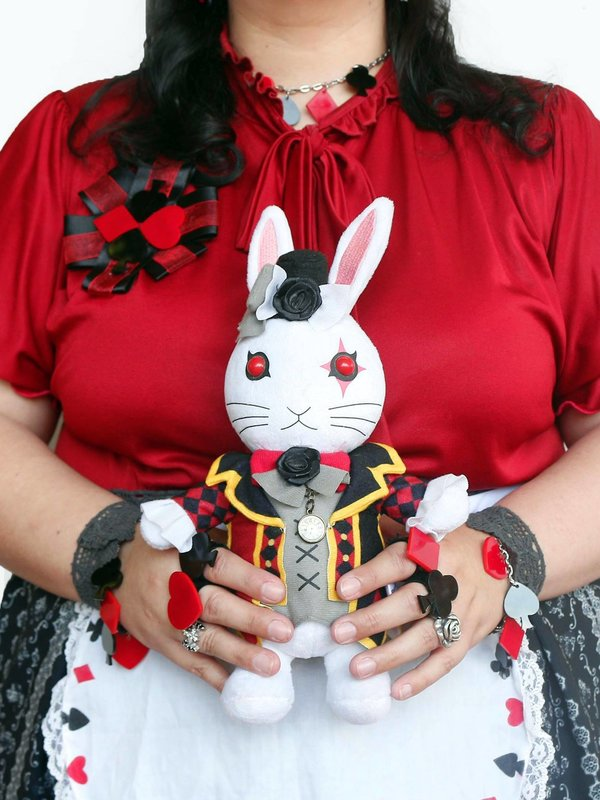 Bara No Hime's 「Lolita fashion」themed photo (2019/03/18)