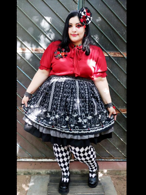 Bara No Himeの「Lolita fashion」をテーマにしたコーディネート(2019/03/18)