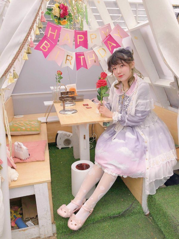司马小忽悠's 「Lolita」themed photo (2019/03/19)