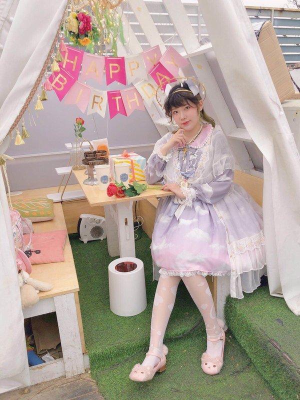 是司马小忽悠以「Lolita」为主题投稿的照片(2019/03/19)
