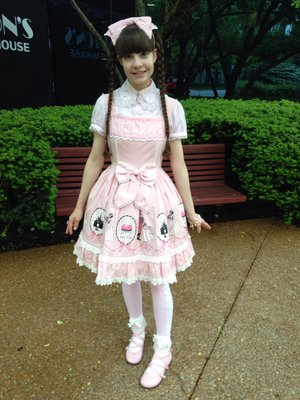 Alice's 「Angelic pretty」themed photo (2017/05/23)
