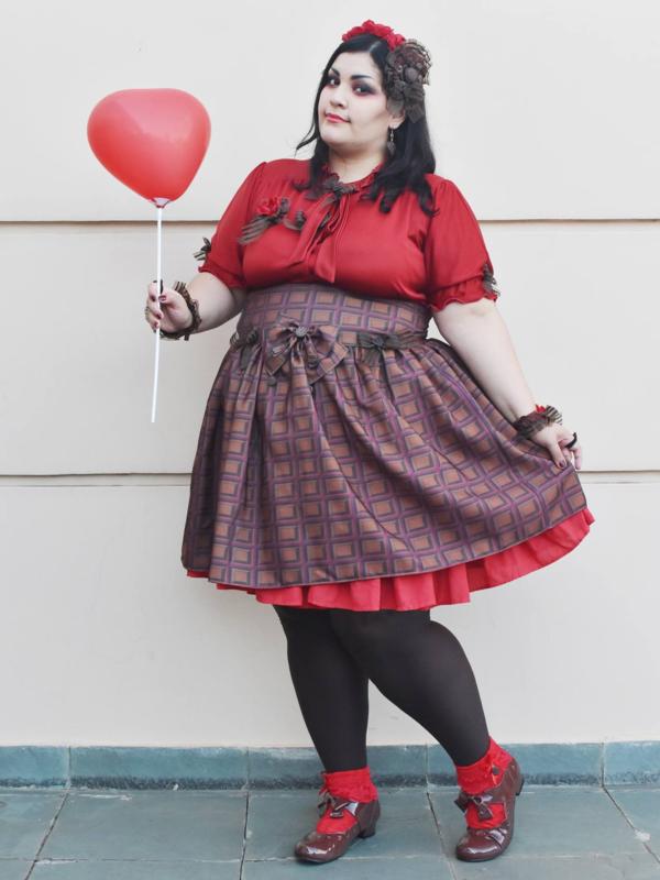 Bara No Himeの「Lolita fashion」をテーマにしたコーディネート(2019/03/23)