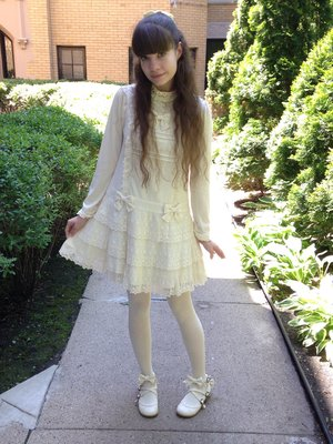 Alice's 「Innocent World」themed photo (2017/05/23)