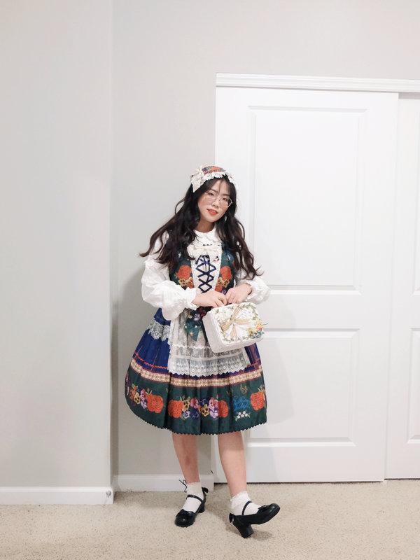 ALingLizの「Lolita」をテーマにしたコーディネート(2019/03/26)