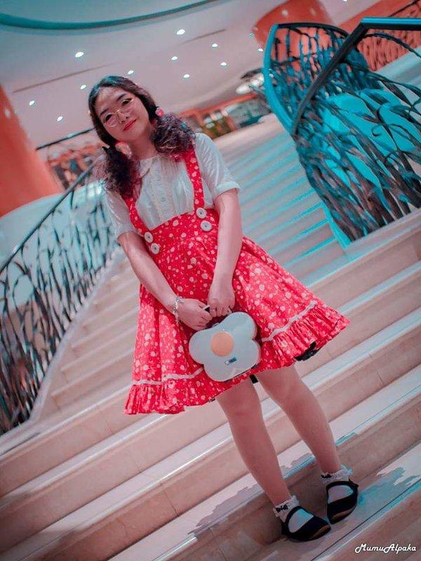 Qiqi's 「Sweet lolita」themed photo (2019/03/30)