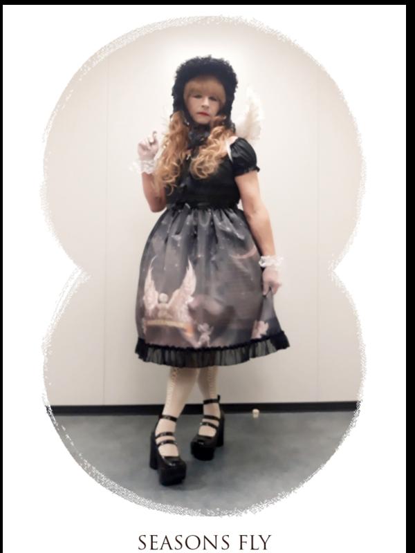 Anaïsseの「Lolita fashion」をテーマにしたコーディネート(2019/03/30)