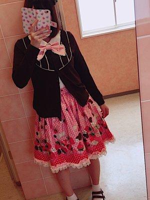 momo♡'s 「カジュロリ」themed photo (2017/05/25)