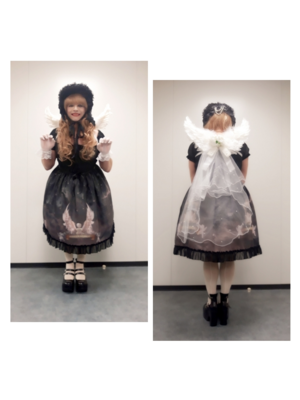 是Anaïsse以「Lolita fashion」为主题投稿的照片(2019/03/30)