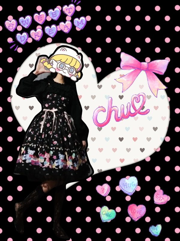 Keeの「Lolita」をテーマにしたコーディネート(2019/03/30)