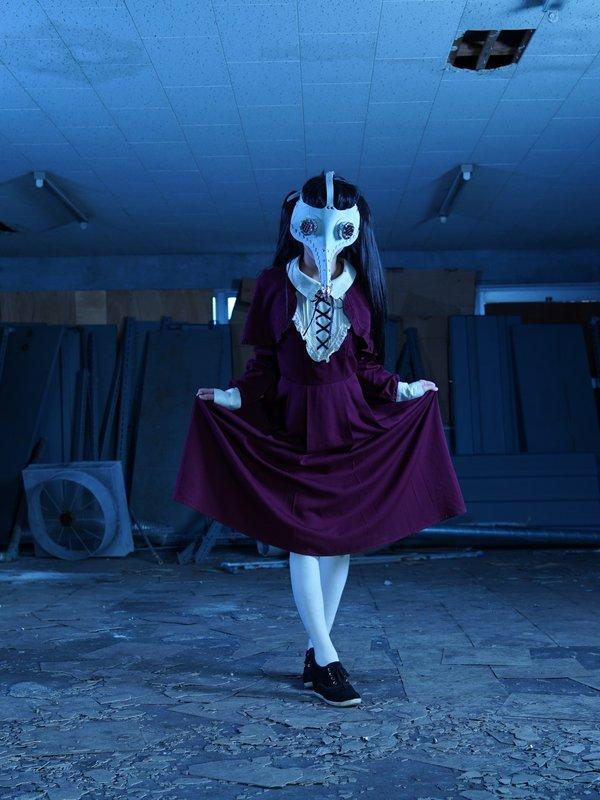 璃莉 Liriの「Mask」をテーマにしたコーディネート(2019/03/31)