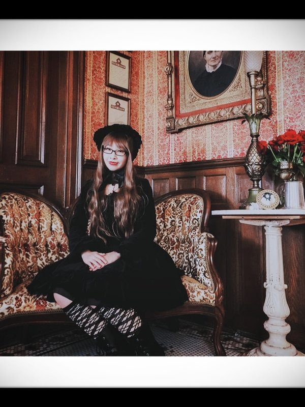 是Mei Mei以「Gothic Lolita」为主题投稿的照片(2019/04/01)