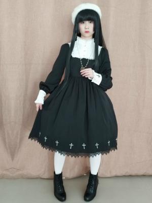 芜凉Kiyo's 「Lolita」themed photo (2019/04/01)