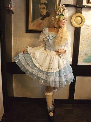 望月まりも☆ハニエルのファッションです。(2017/05/27)