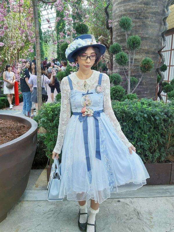 是Xiao Yu以「Lolita」为主题投稿的照片(2019/04/01)