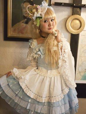 望月まりも☆ハニエルの「ロリータ」をテーマにしたファッションです。(2017/05/27)