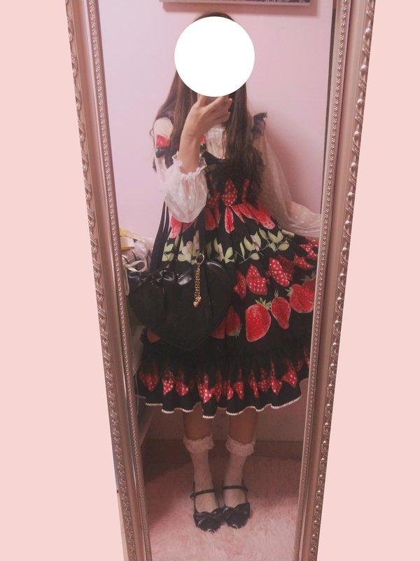 顶风作案叭の「Lolita」をテーマにしたコーディネート(2019/04/02)