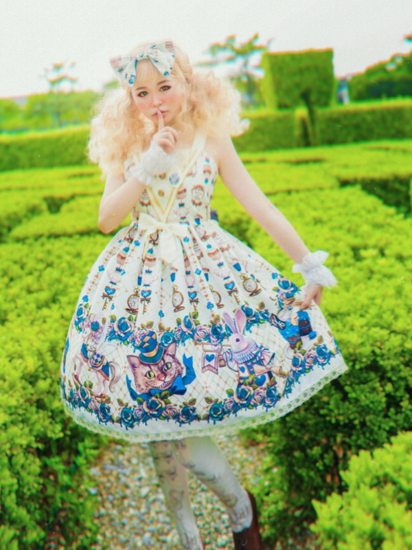zihling's 「Lolita」themed photo (2019/04/02)