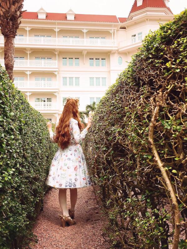 Aliceの「Spring」をテーマにしたコーディネート(2019/04/04)