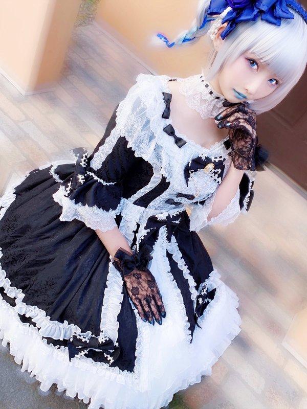 ゚・✿梅子✿・゚‧'s 「Lolita」themed photo (2019/04/05)