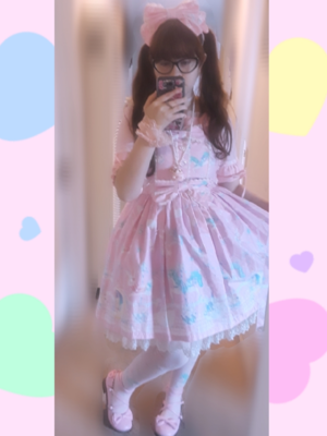 chibidaichi's 「Angelic pretty」themed photo (2019/04/05)