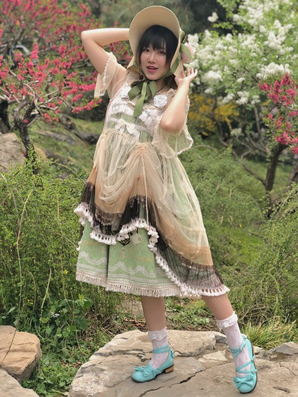 司马小忽悠の「Spring」をテーマにしたコーディネート(2019/04/08)