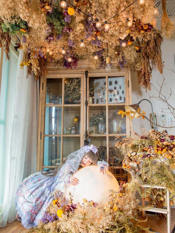 林南舒's 「Angelic pretty」themed photo (2019/04/10)