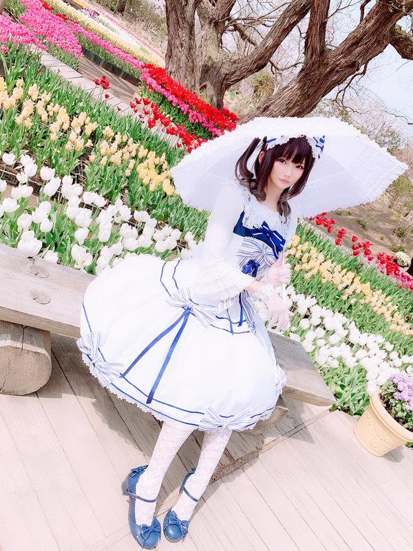 ゚・✿梅子✿・゚‧'s 「Lolita」themed photo (2019/04/10)