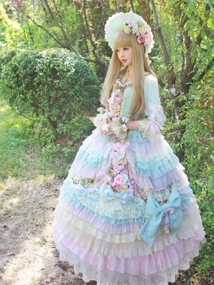 ユリサ★彡's 「Lolita」themed photo (2017/05/31)
