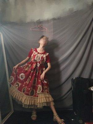 Keeの「Lolita」をテーマにしたコーディネート(2019/04/11)