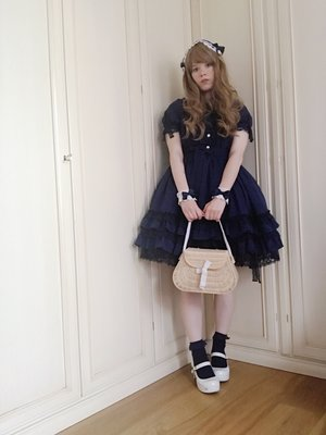 omuricepu's 「Angelic pretty」themed photo (2017/06/01)