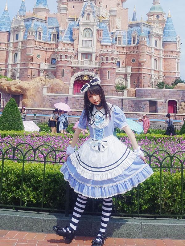 Miyazawasara's 「Lolita」themed photo (2019/04/12)