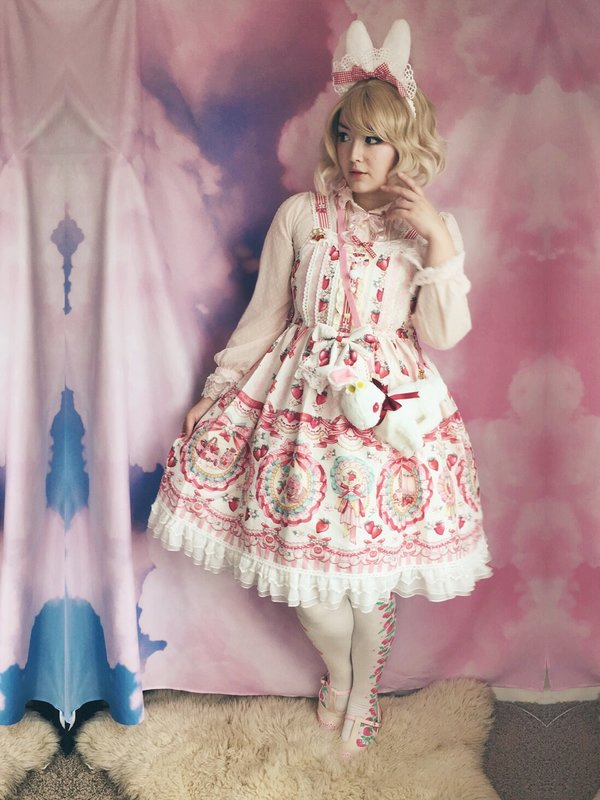 是rabbit_winner以「Angelic pretty」为主题投稿的照片(2017/06/01)